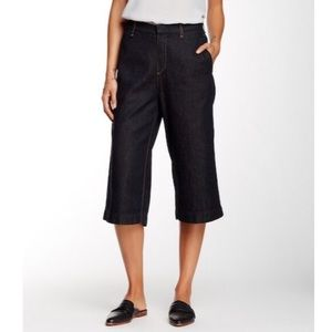 rag & bone Jeans - NEW Rag & Bone Women's Gaucho Jeans Dark Wash